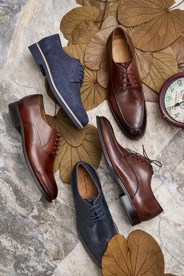 %100 Deri Konforu: Ayakkabılar