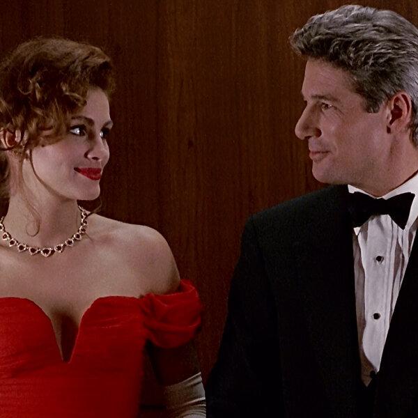 1) Vivian Ward & Edward Lewis Pretty Woman (Özel Bir Kadın)