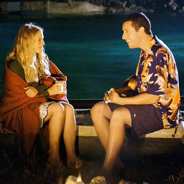 3) Lucy Whitmore & Henry Roth 50 First Dates (50 İlk Öpücük)