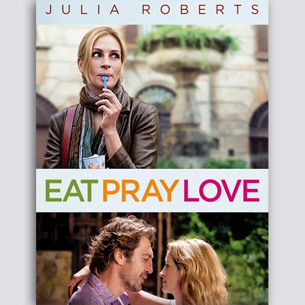 3. Eat Pray Love