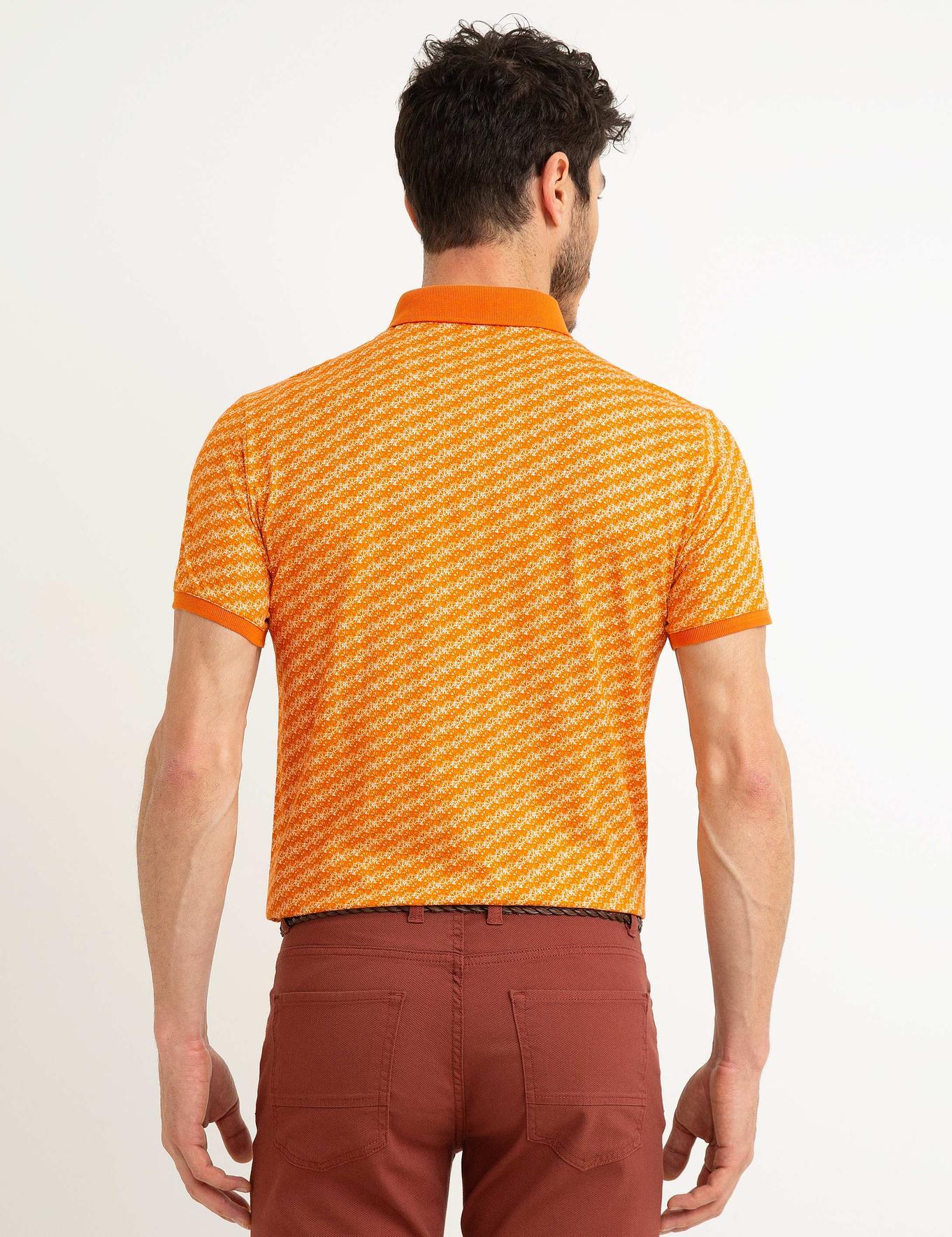 Turuncu Tişört