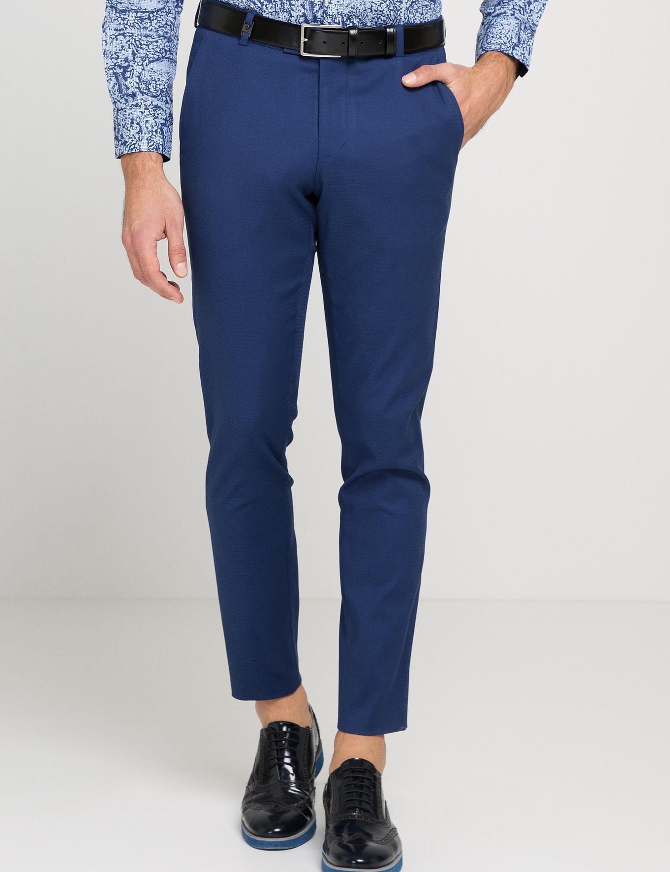 Mavi Klasik Pantolon