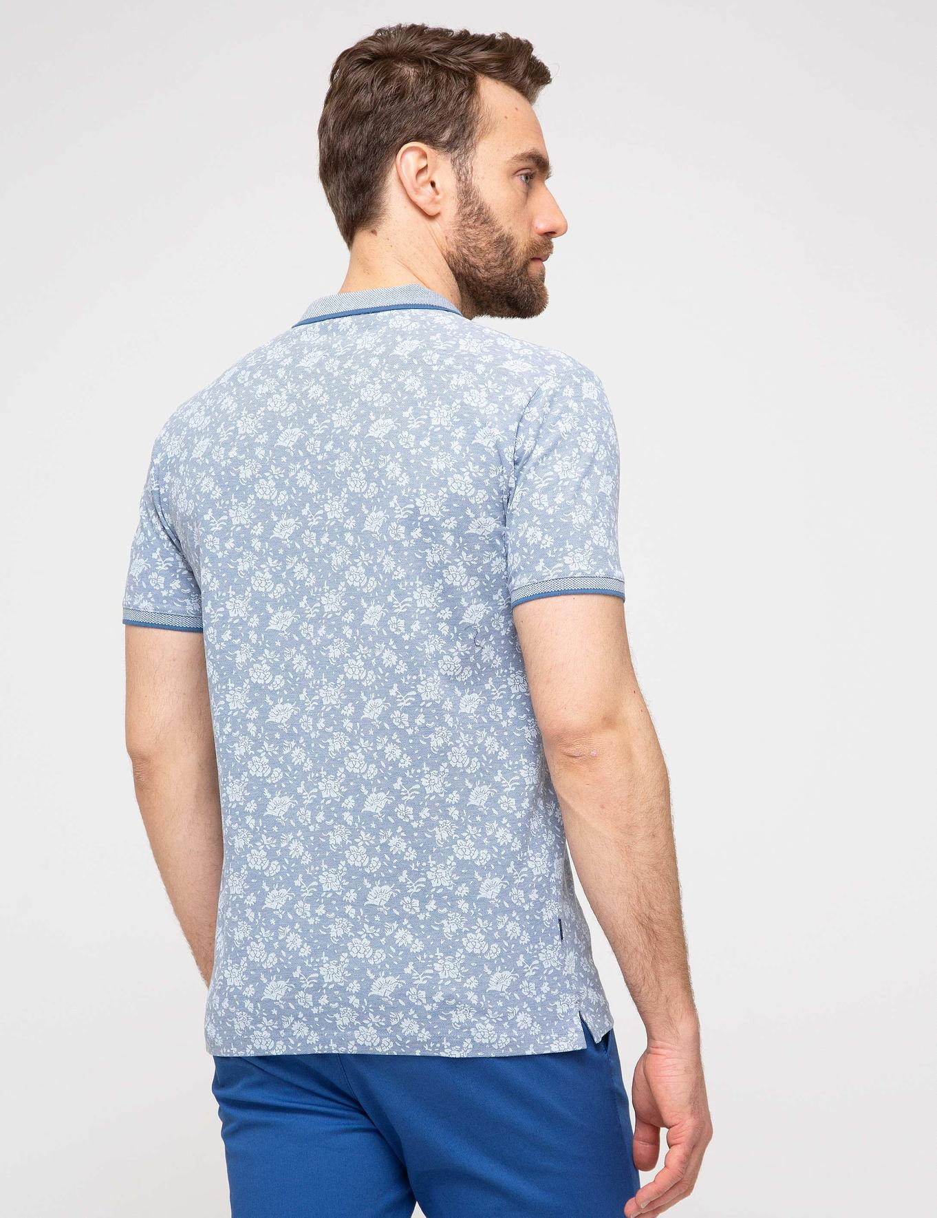 Mavi Tişört