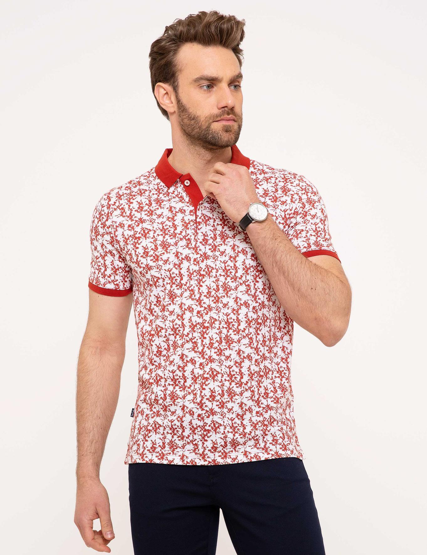 Kiremit Slim Fit T-Shirt