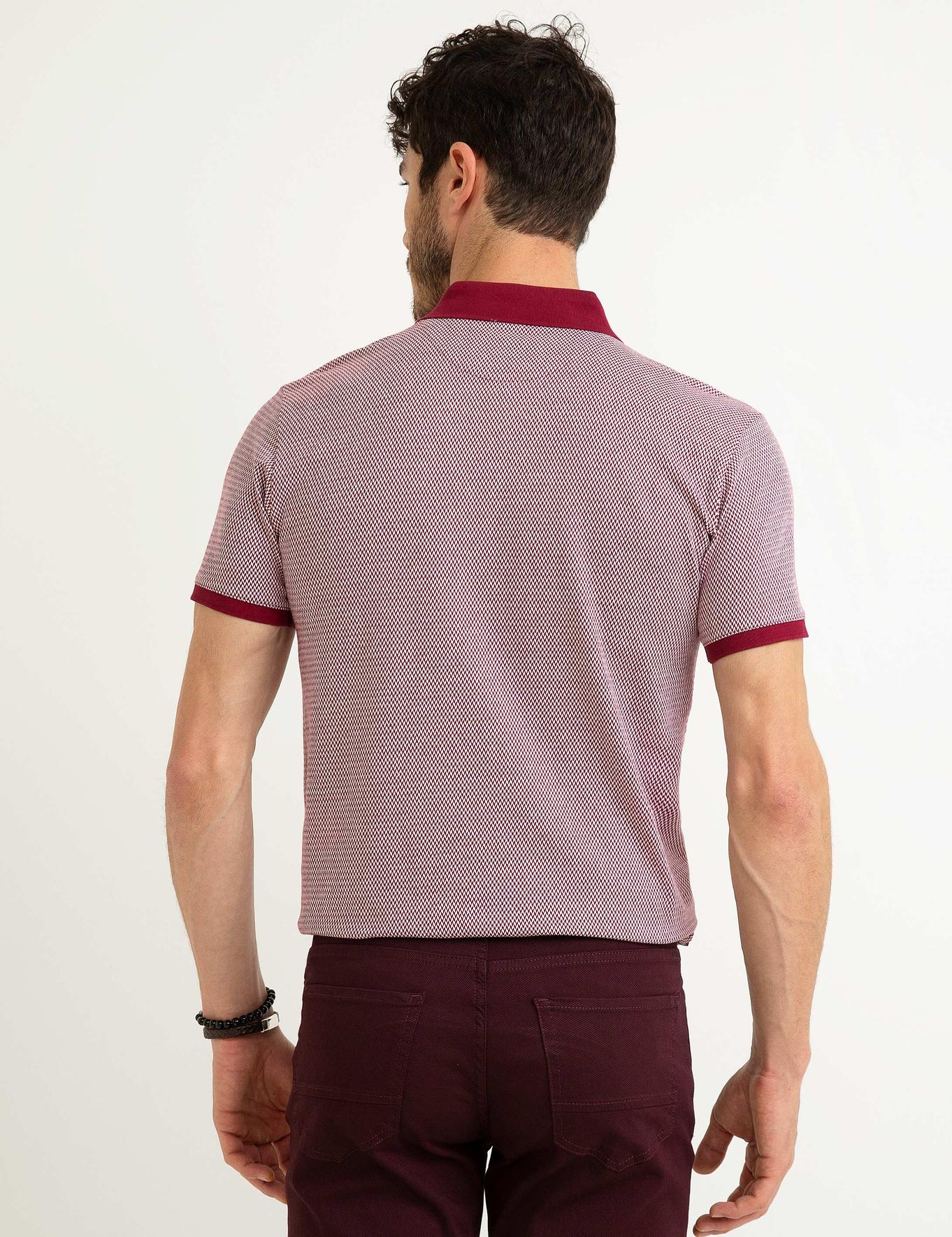 Bordo Regular Fit T-Shirt