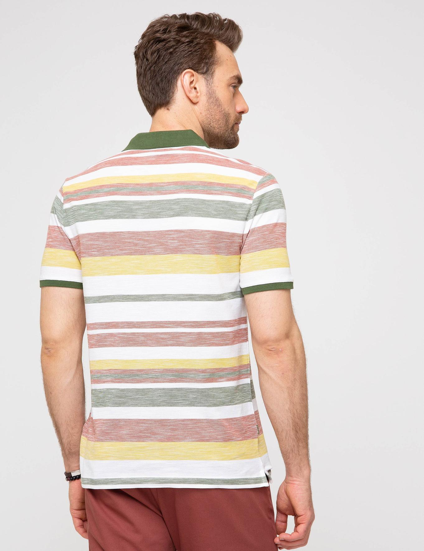 Turuncu Regular Fit T-Shirt