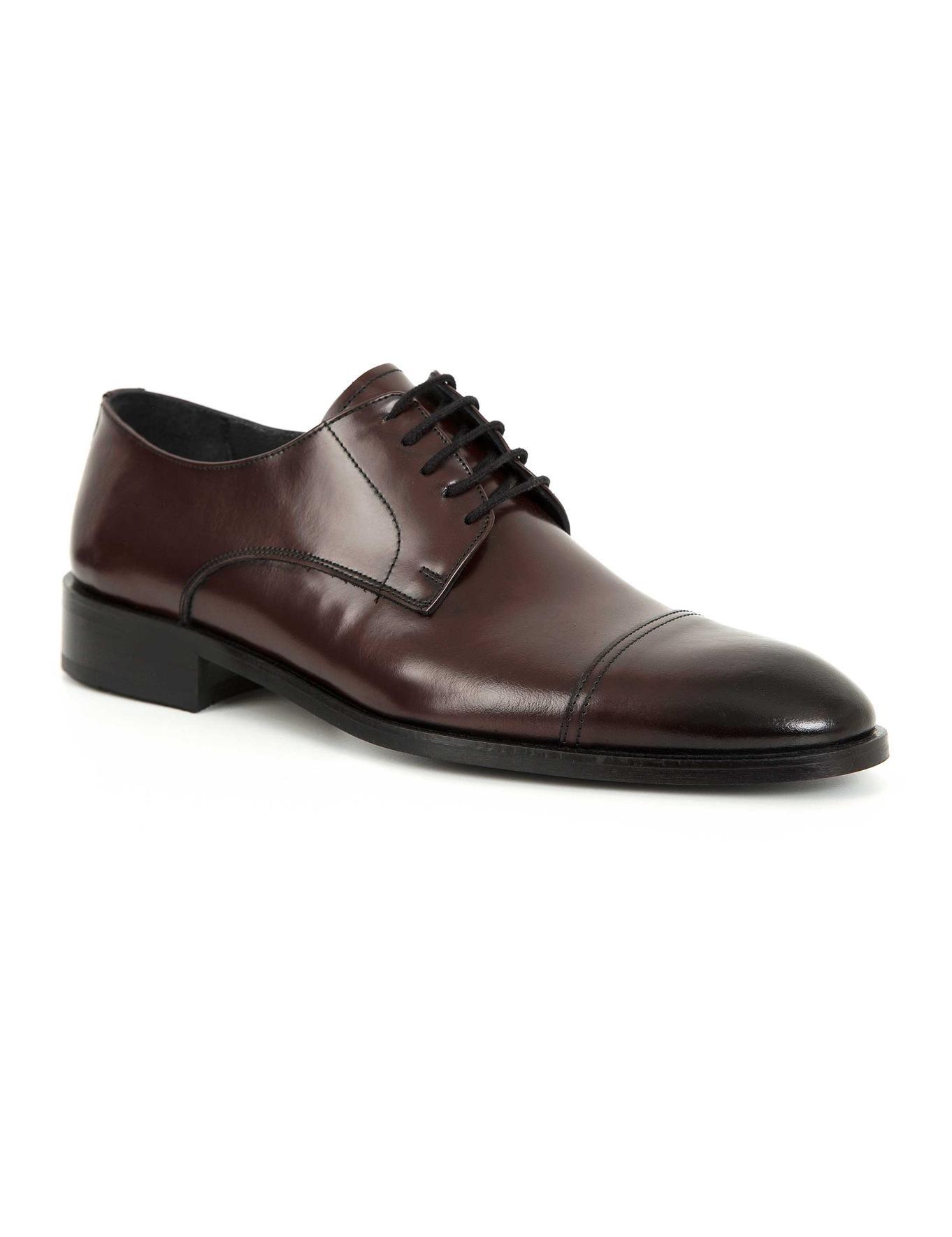 Bordo Ayakkabı