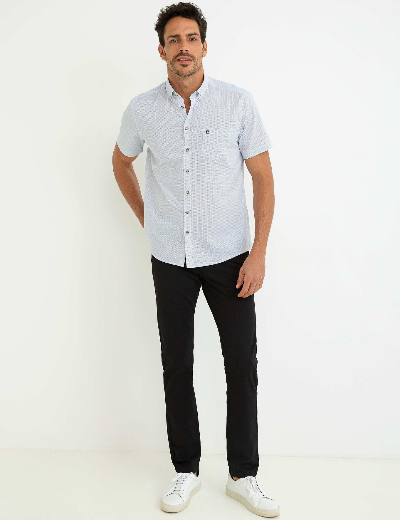 Siyah Chino Pantolon