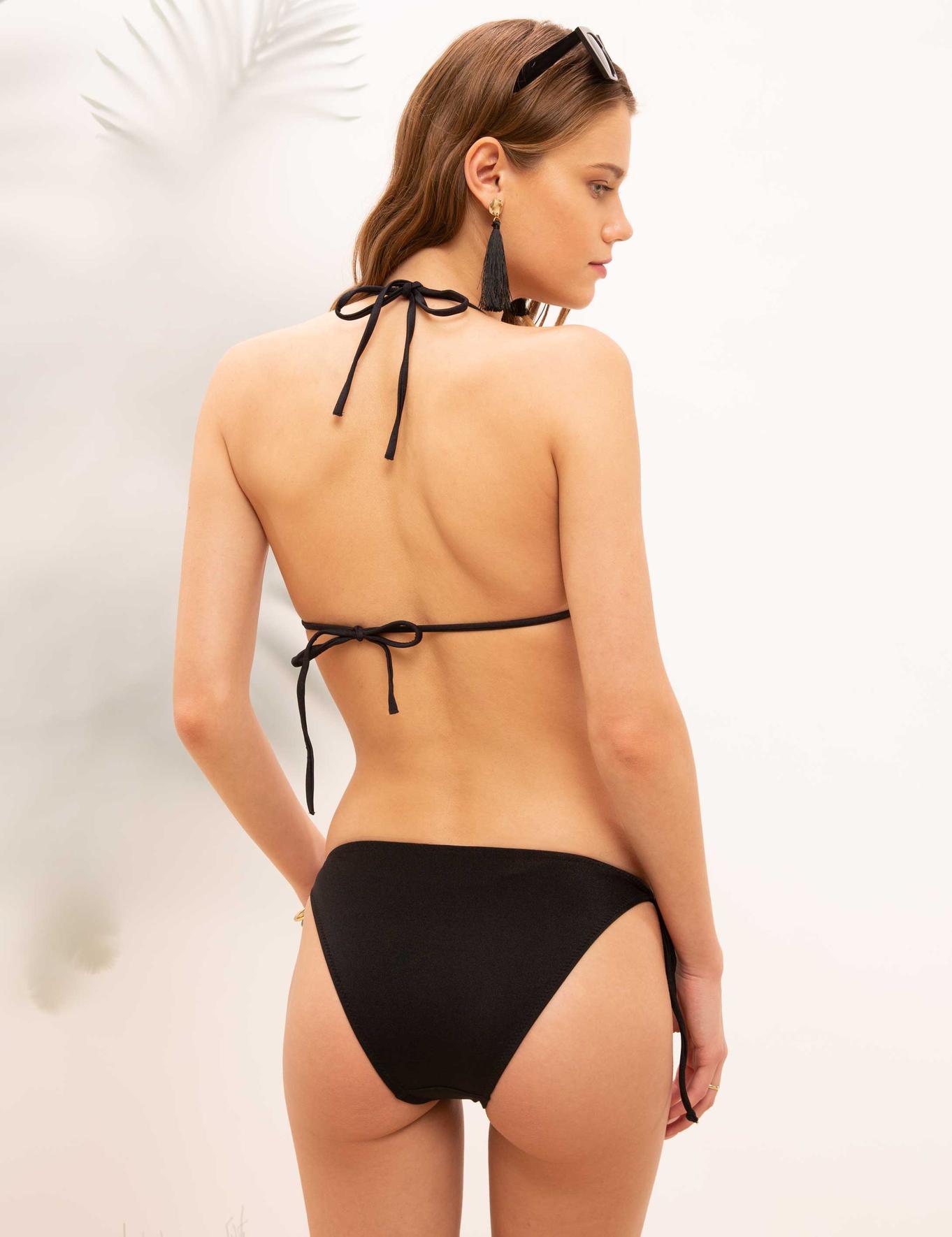 Siyah Bikini Üst
