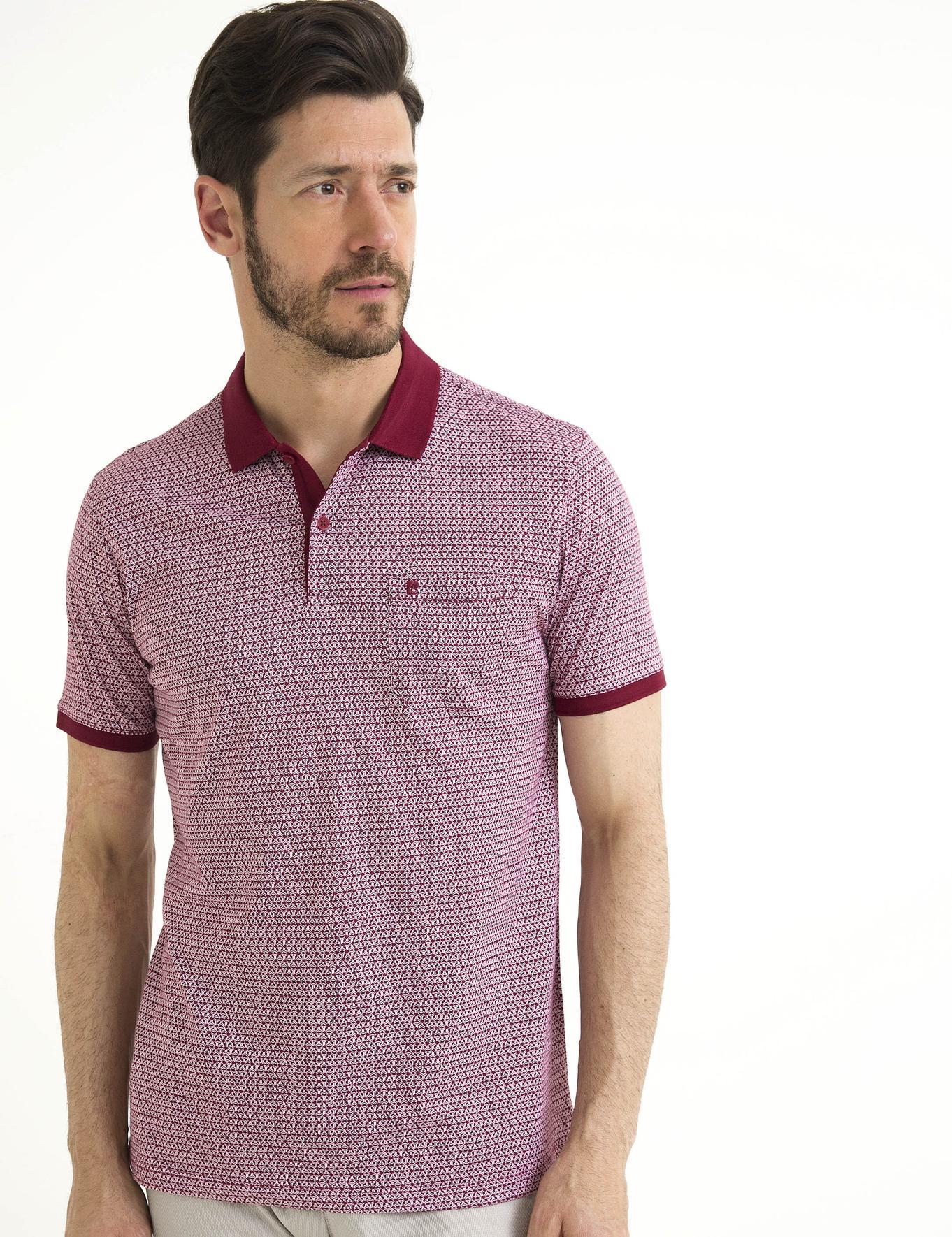 Kırmızı Regular Fit T-Shirt