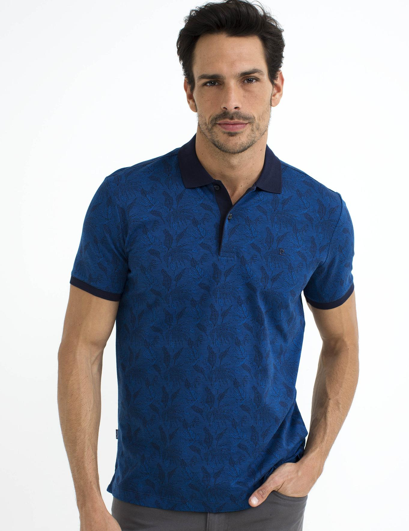 Mavi Slim Fit Polo Yaka T-Shirt