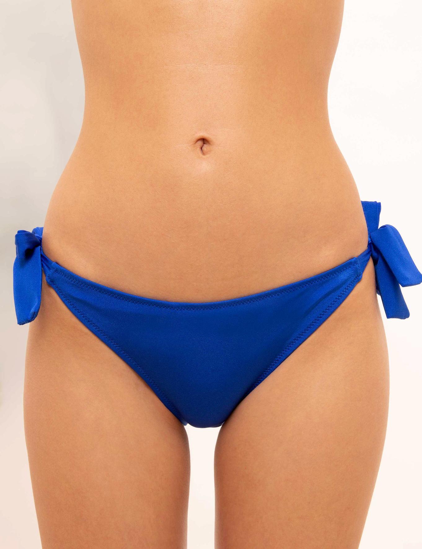 Mavi Bikini Alt