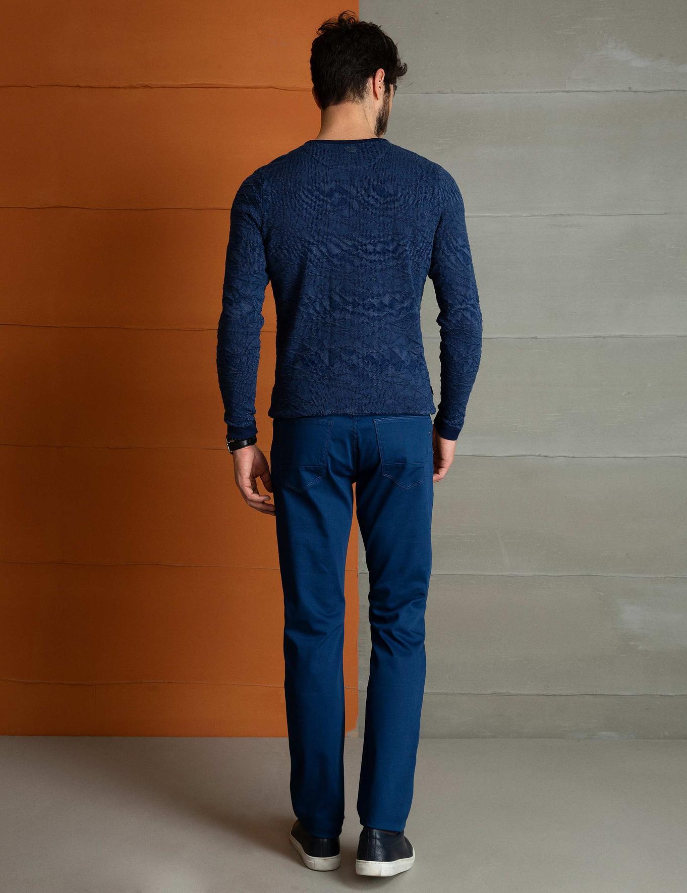 Mavi Chino Pantolon