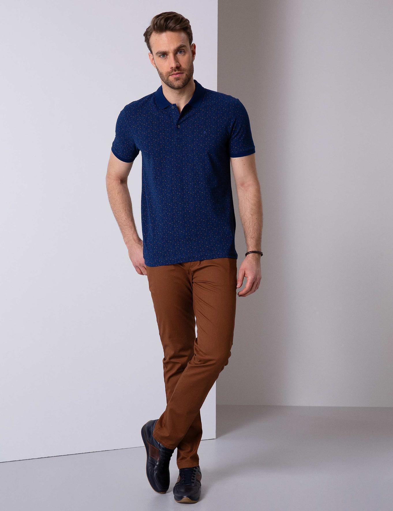 Taba Slim Fit Chino Pantolon