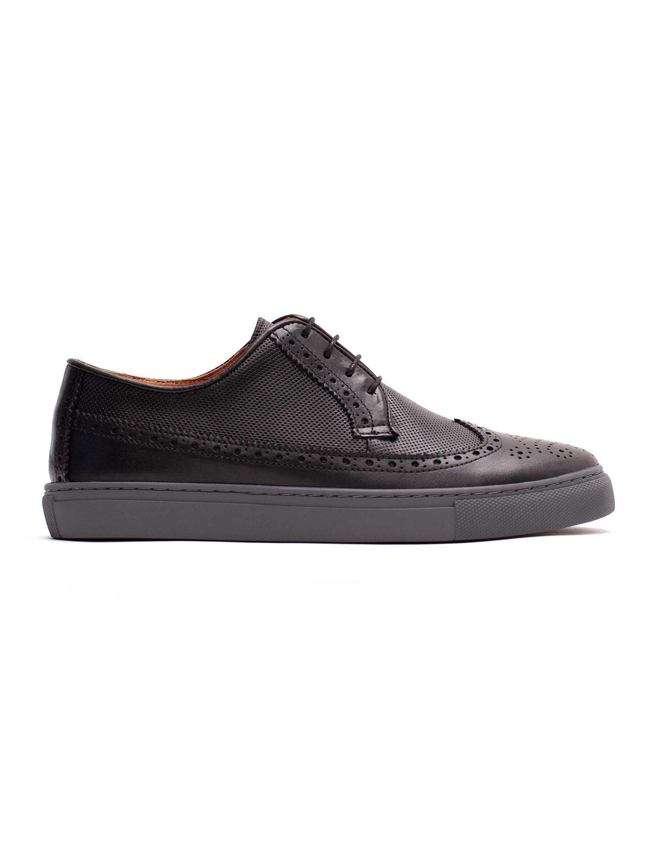Siyah Oxford Ayakkabı