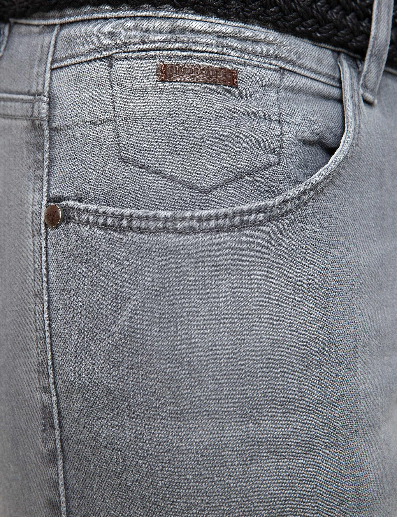 Gri Denim Pantolon