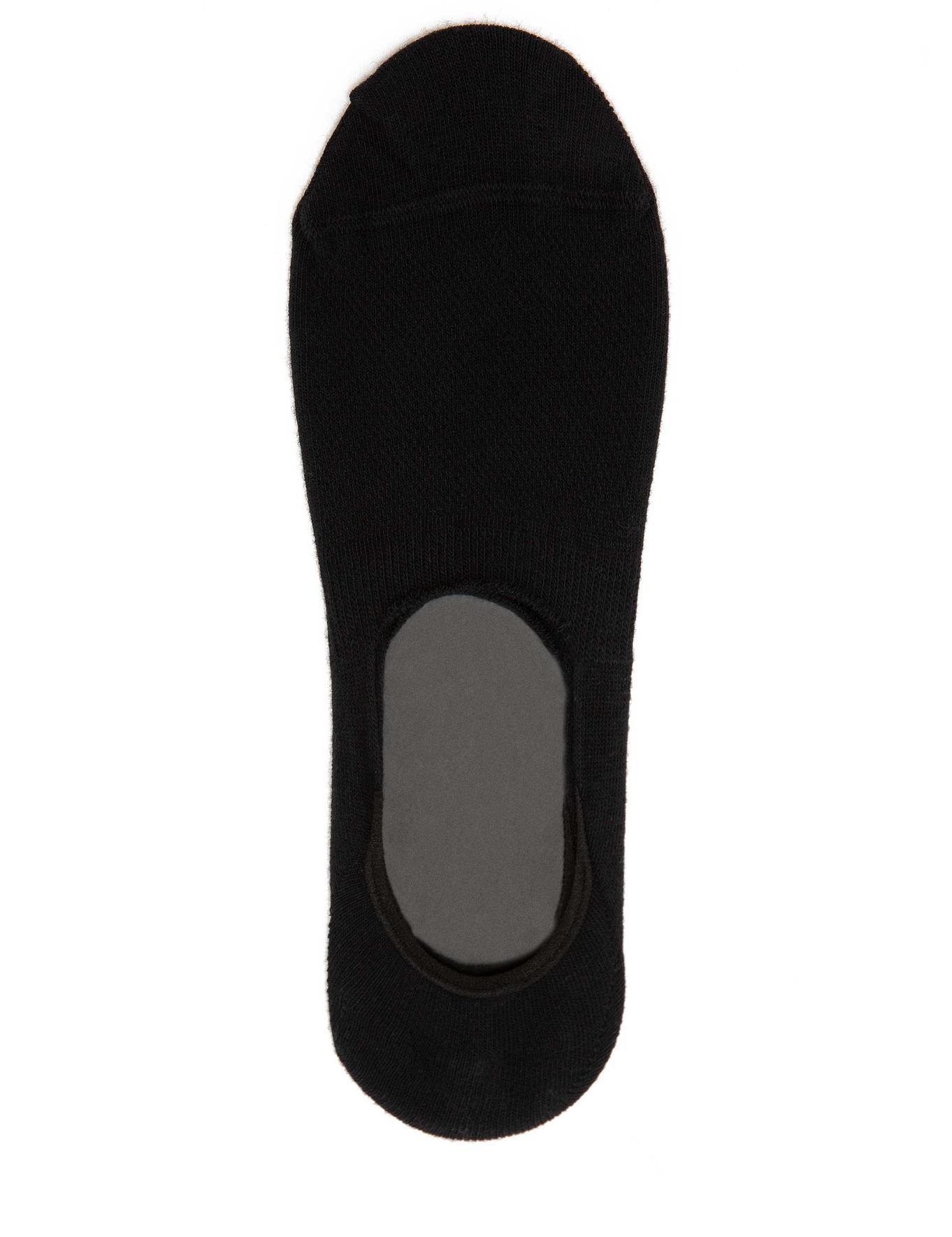 Siyah Babet Çorap