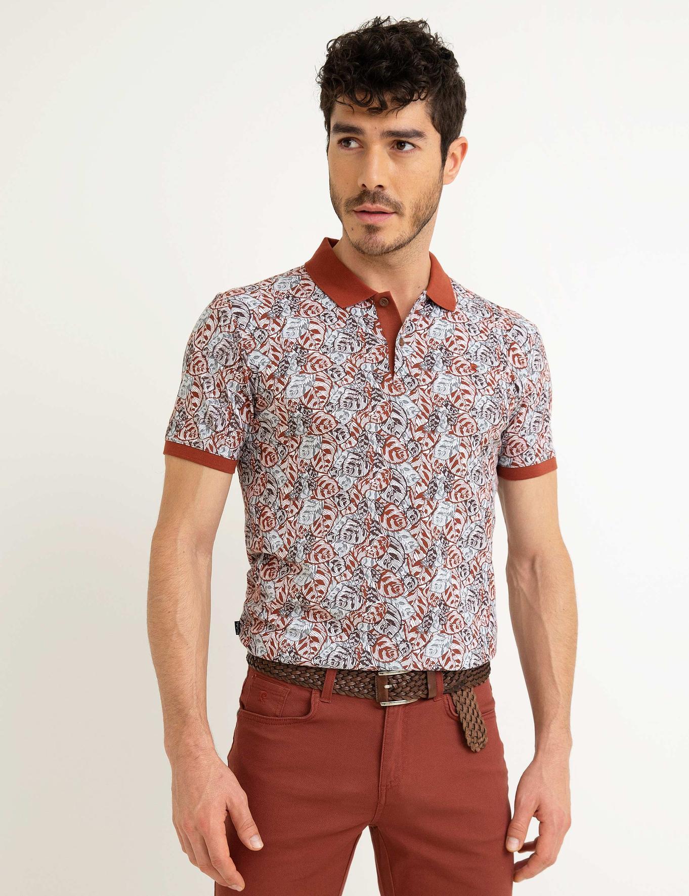 Taba Slim Fit T-Shirt