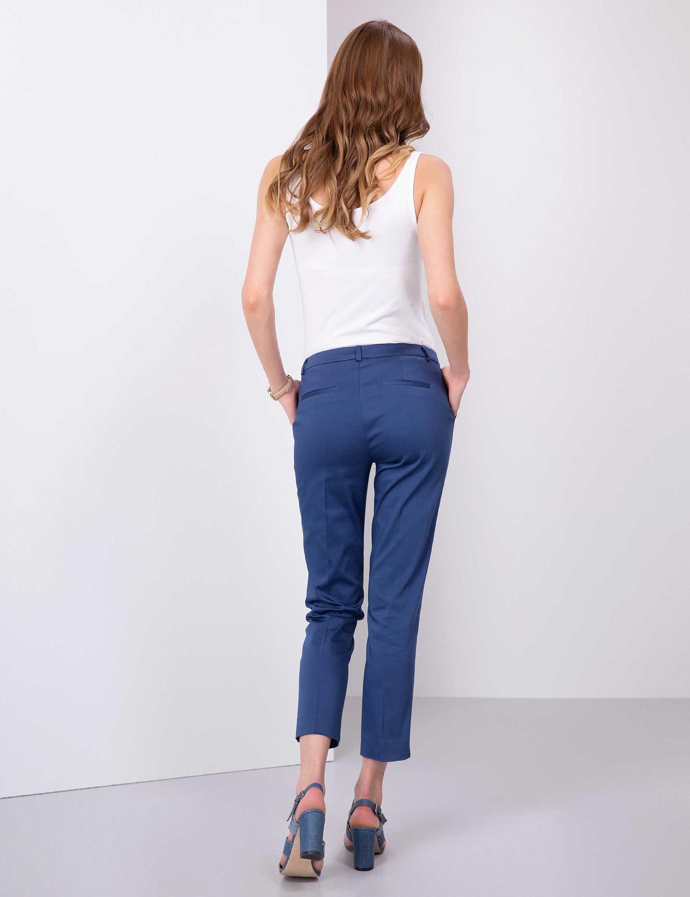 Lacivert Pantolon