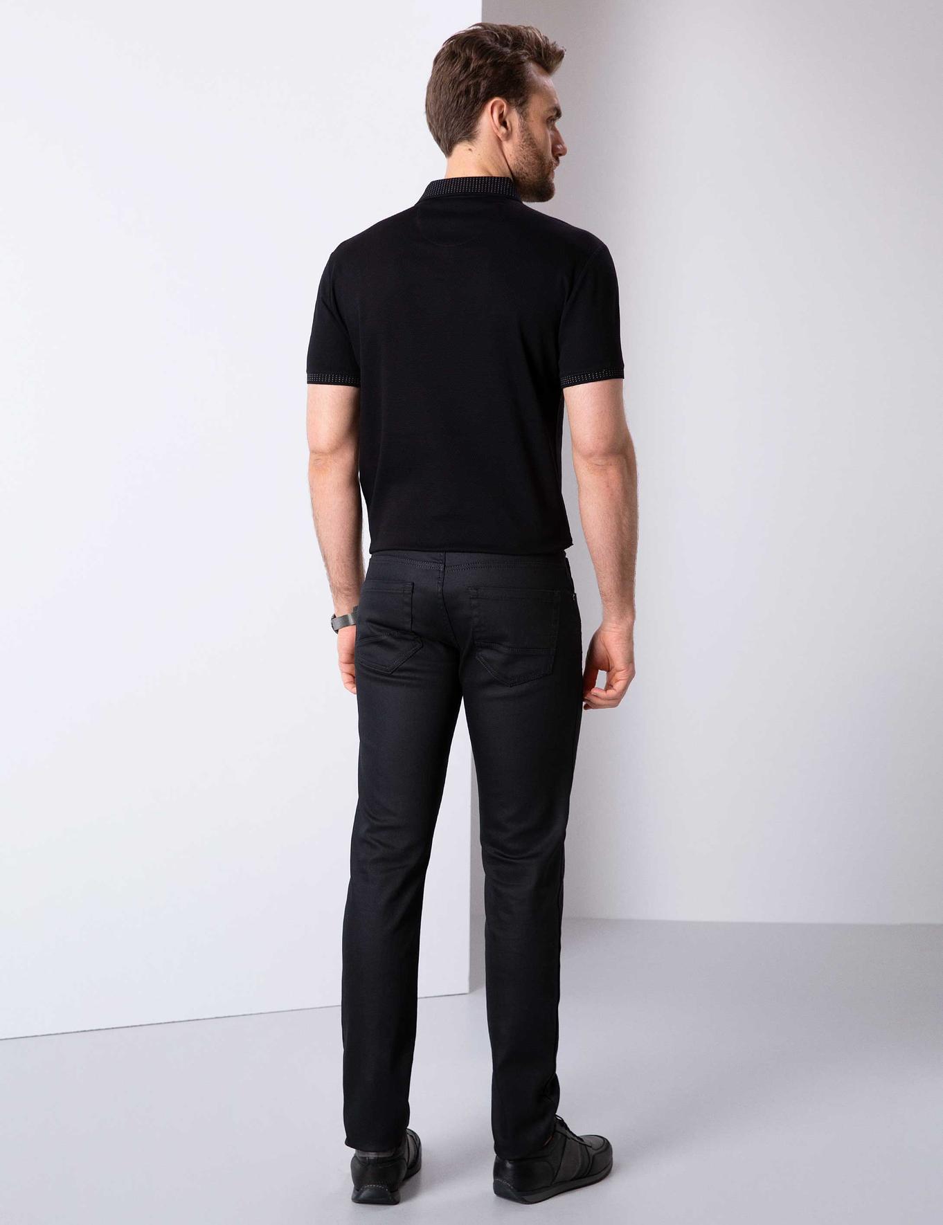 Siyah Denim Pantolon