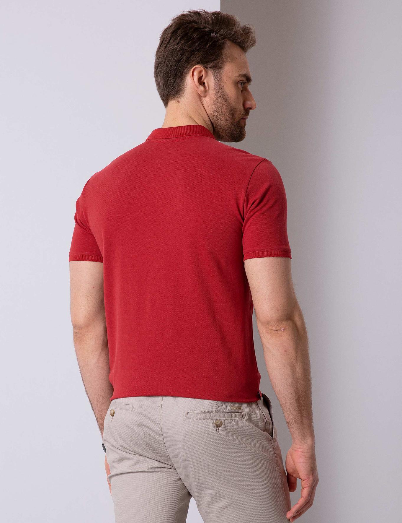 Kiremit Regular Fit T-Shirt