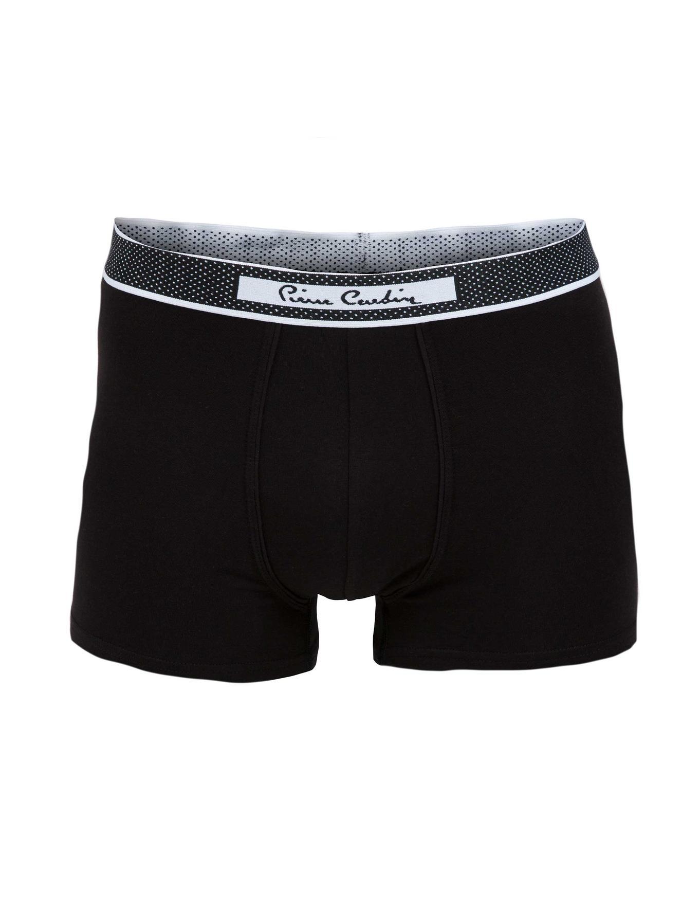Siyah 2'li Boxer