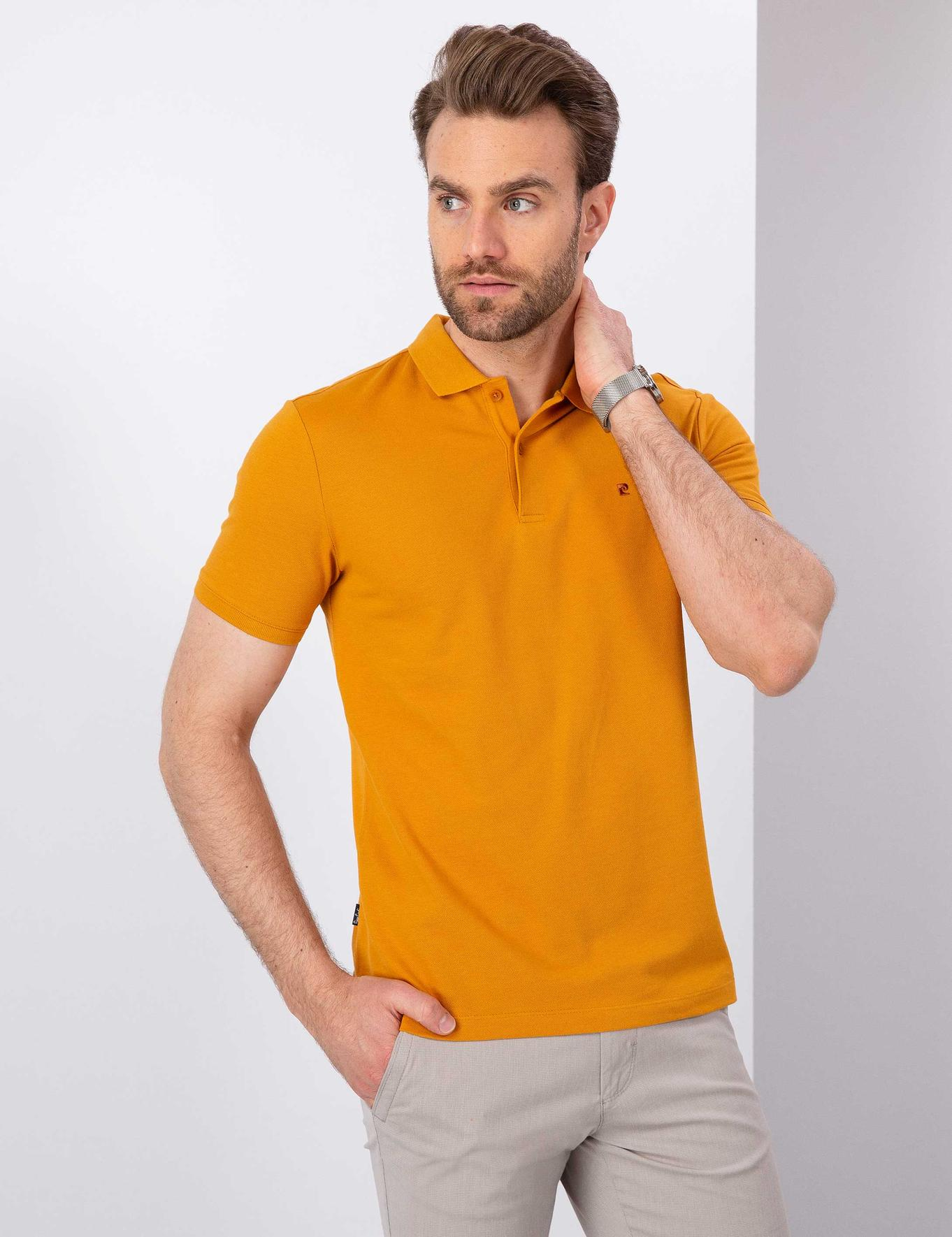 Safran Slim Fit T-Shirt