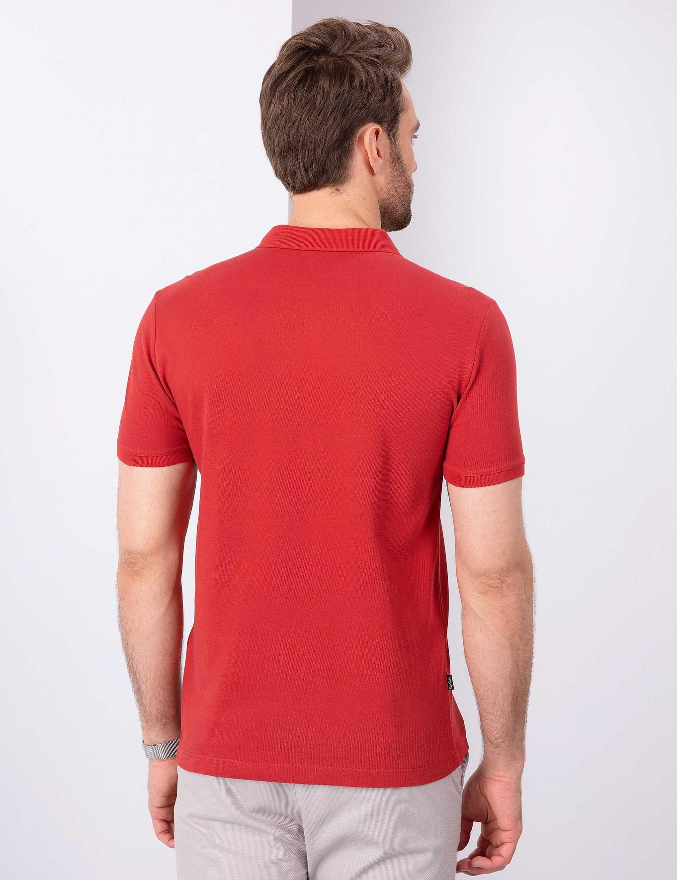 Kiremit Slim Fit T-Shirt