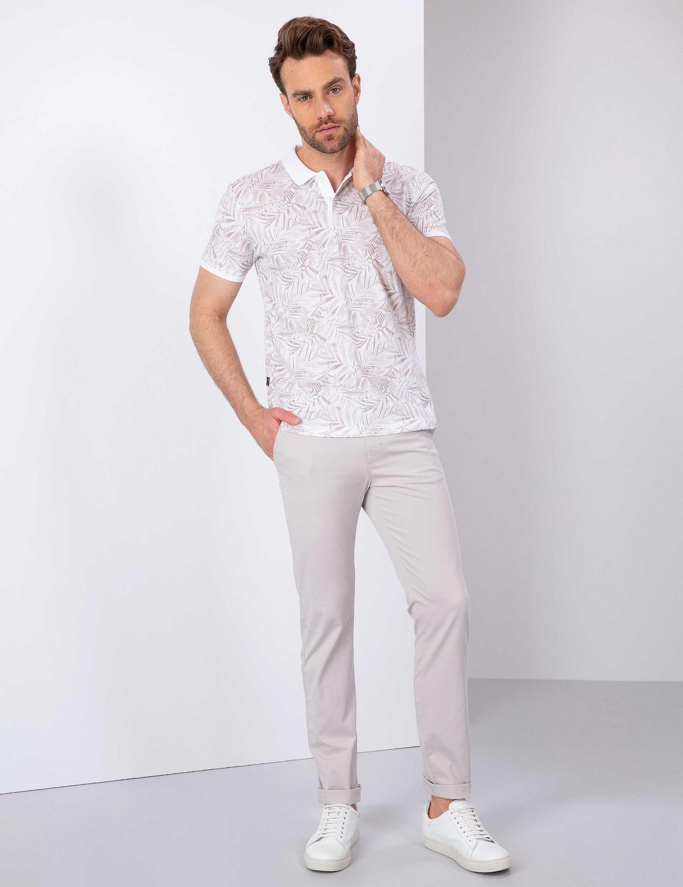 Taş Slim Fit T-Shirt