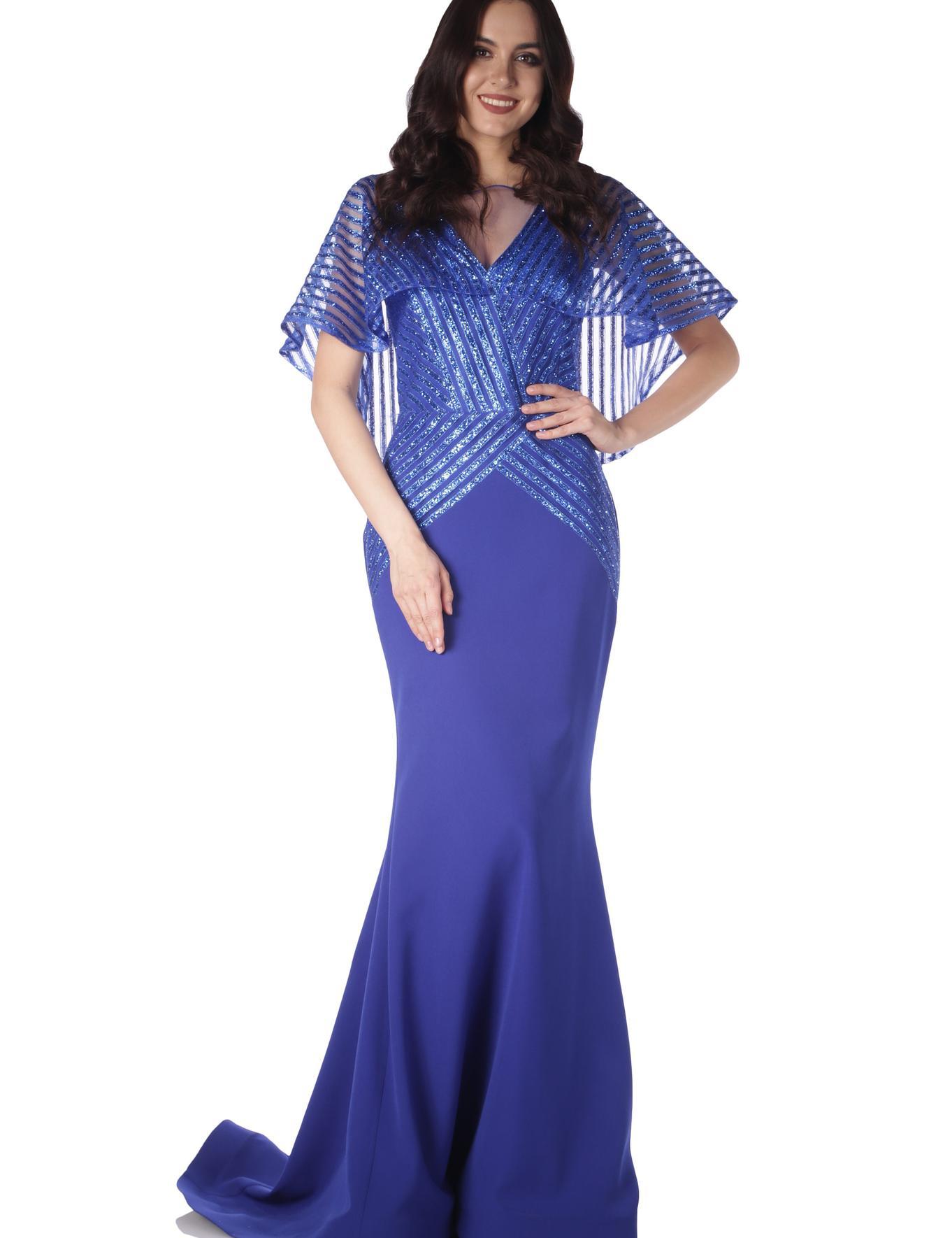 Balık Abiye Elbise