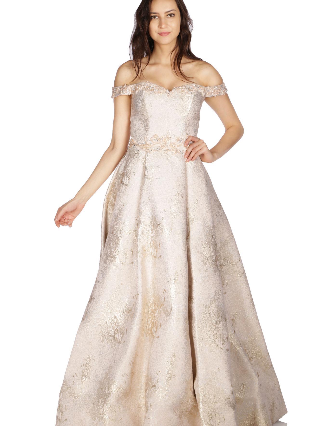 Prenses Abiye Elbise