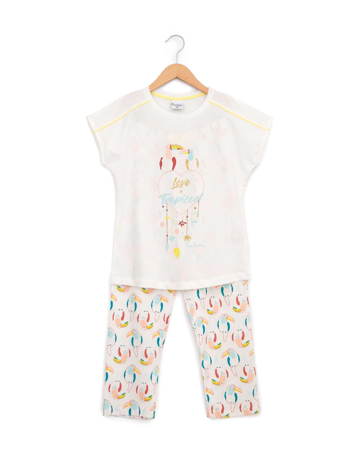 Kız Çocuk Pijama Takımı