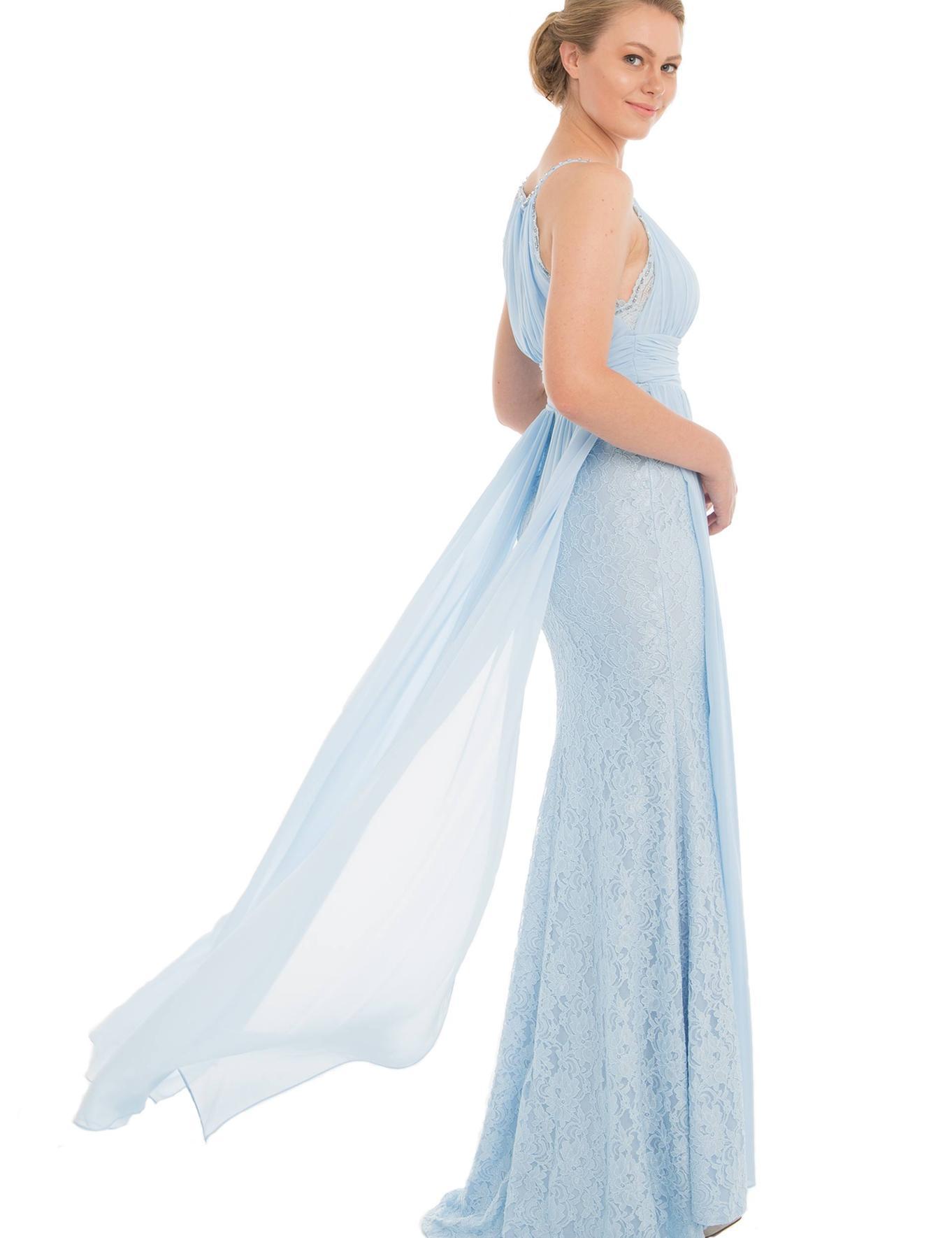 Uzun Abiye Elbise
