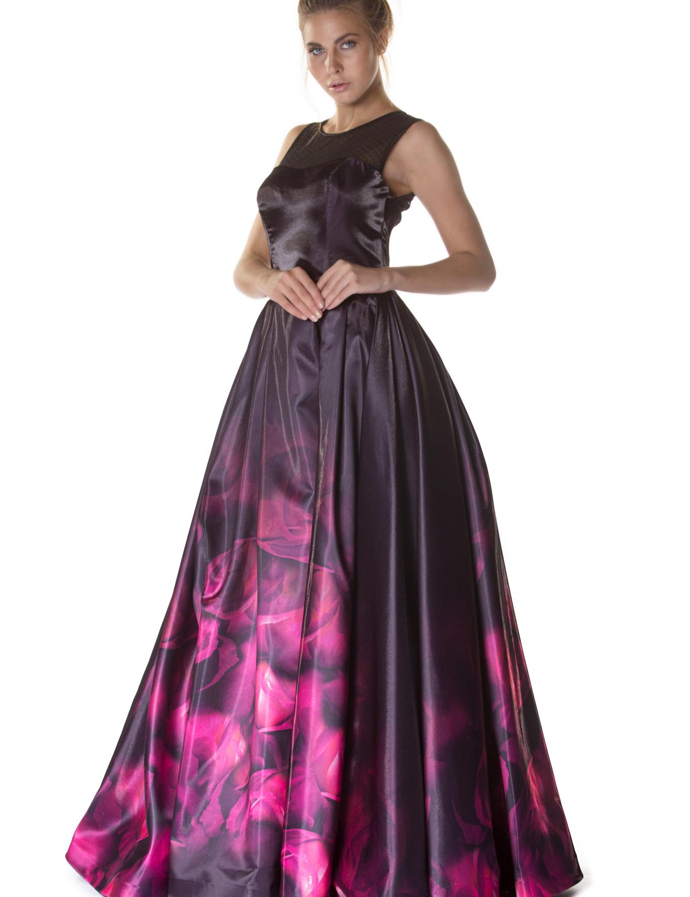 PEMBE Prenses Abiye Elbise