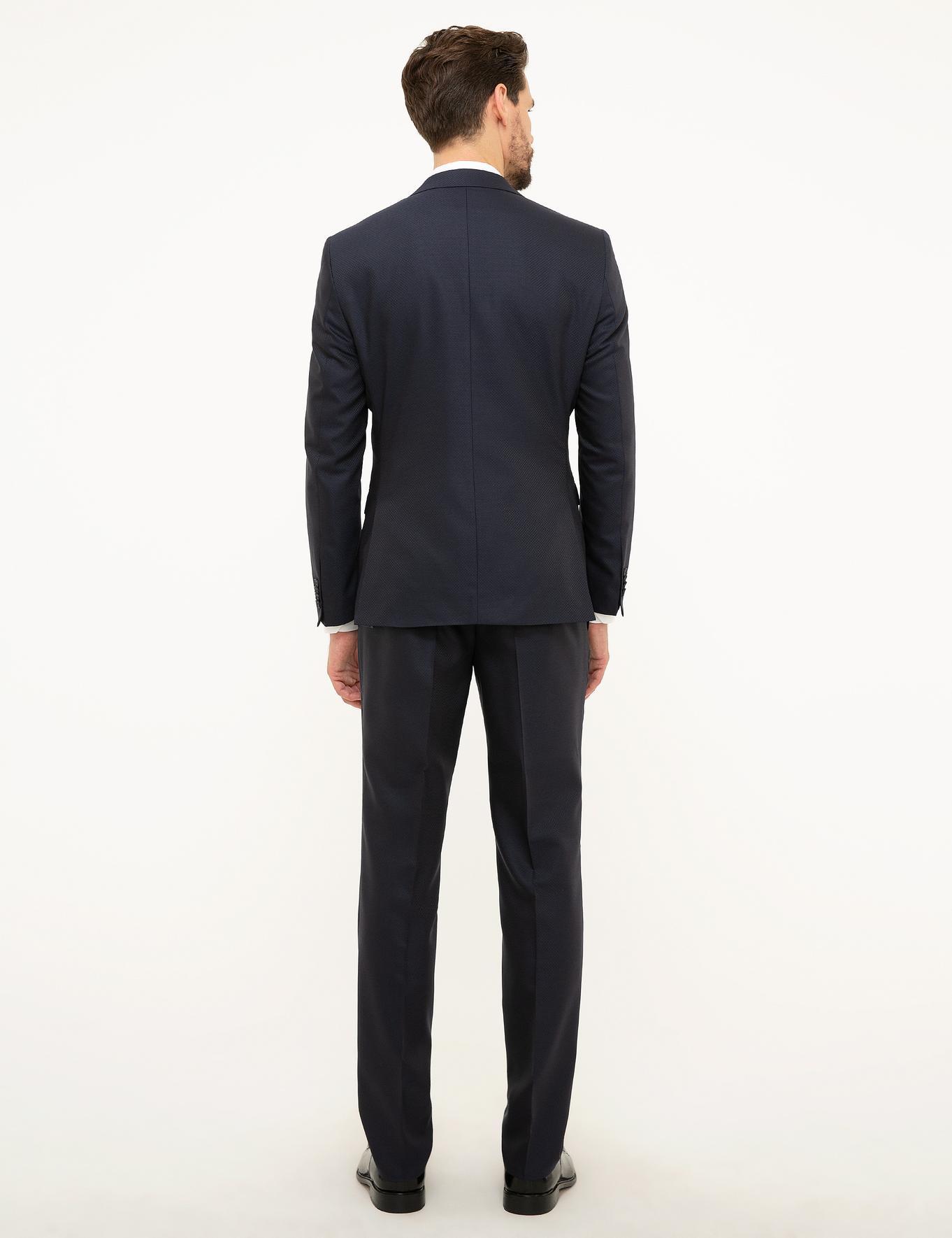 Lacivert Takım Elbise