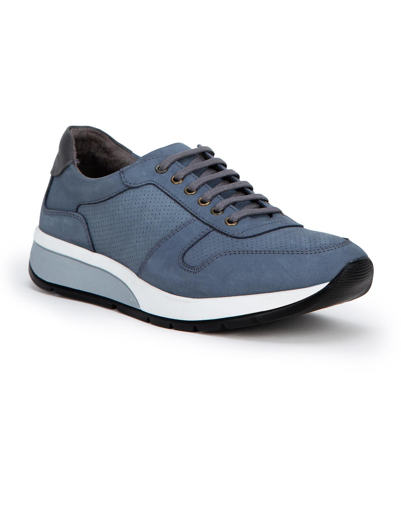Mavi Sneakers Ayakkabı
