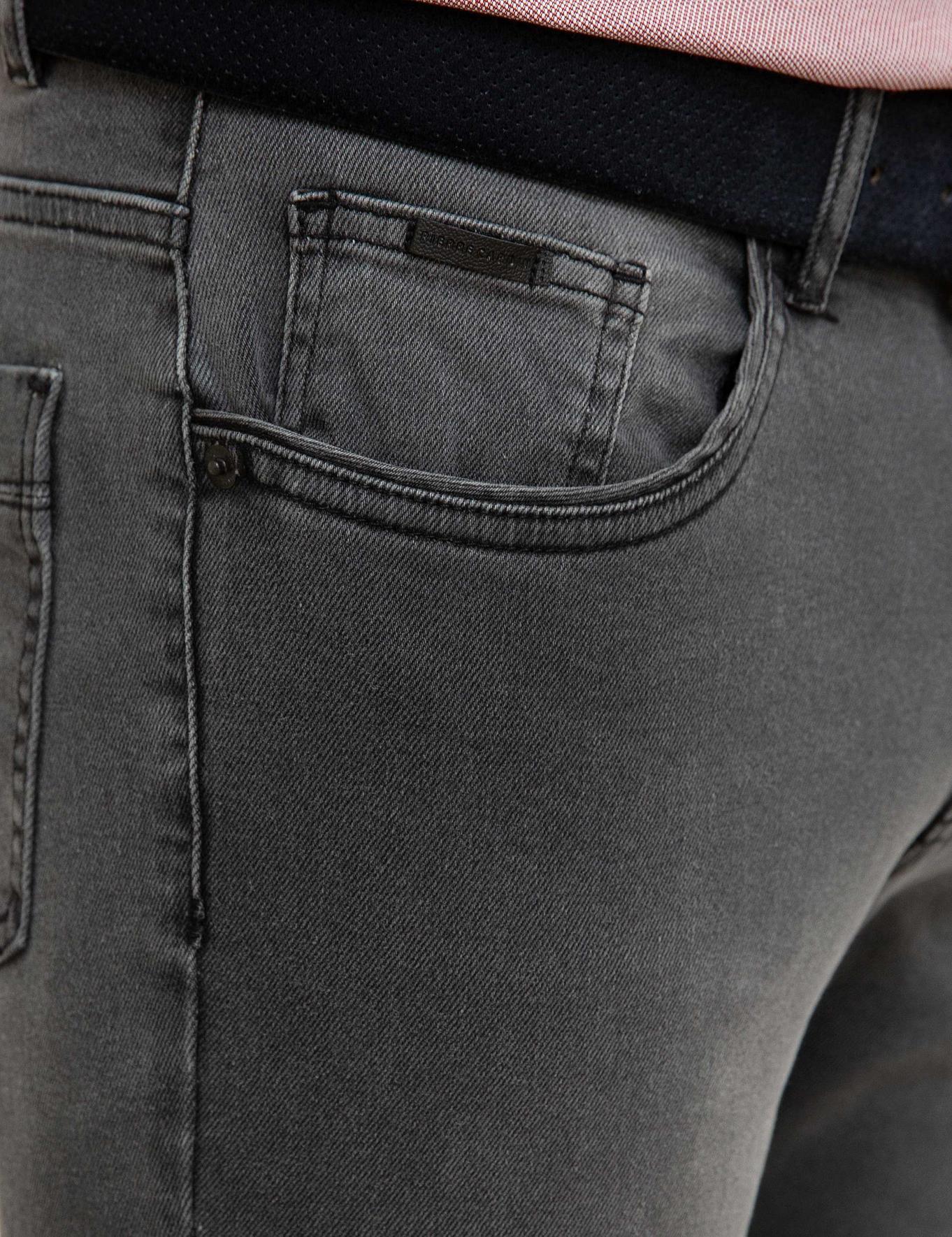 Gri Denim Pantolon