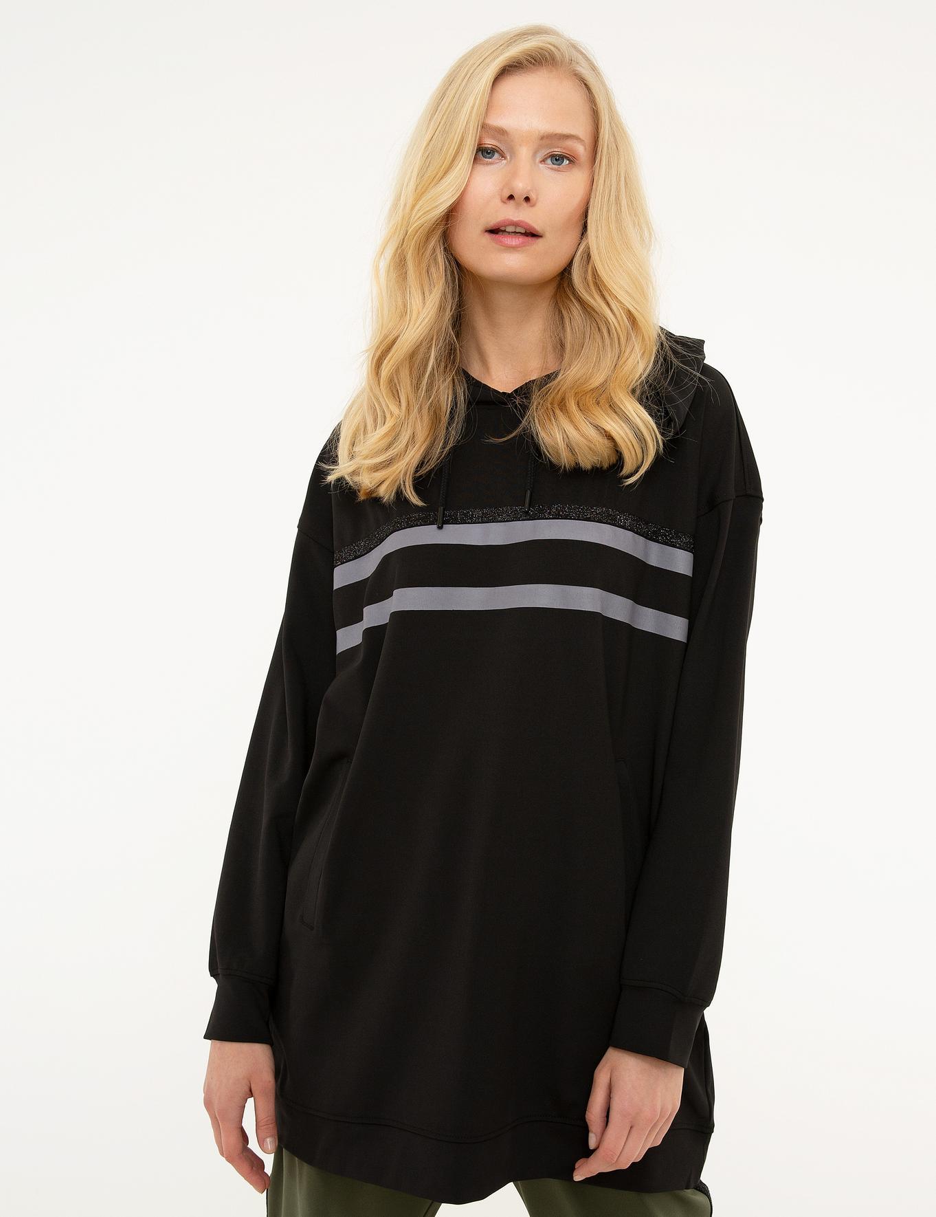 Siyah Sweatshirt