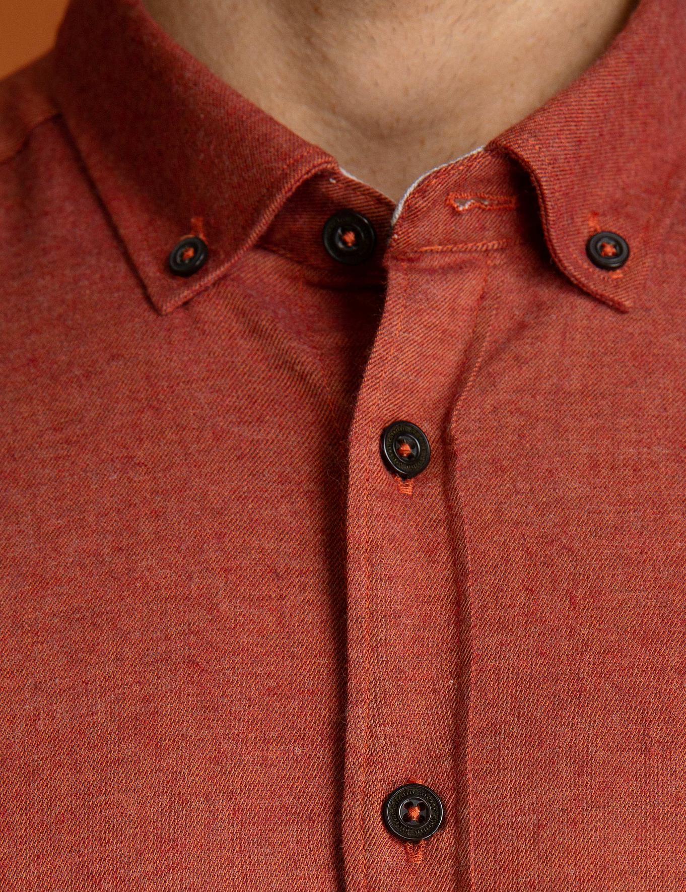Regular Turuncu Gömlek