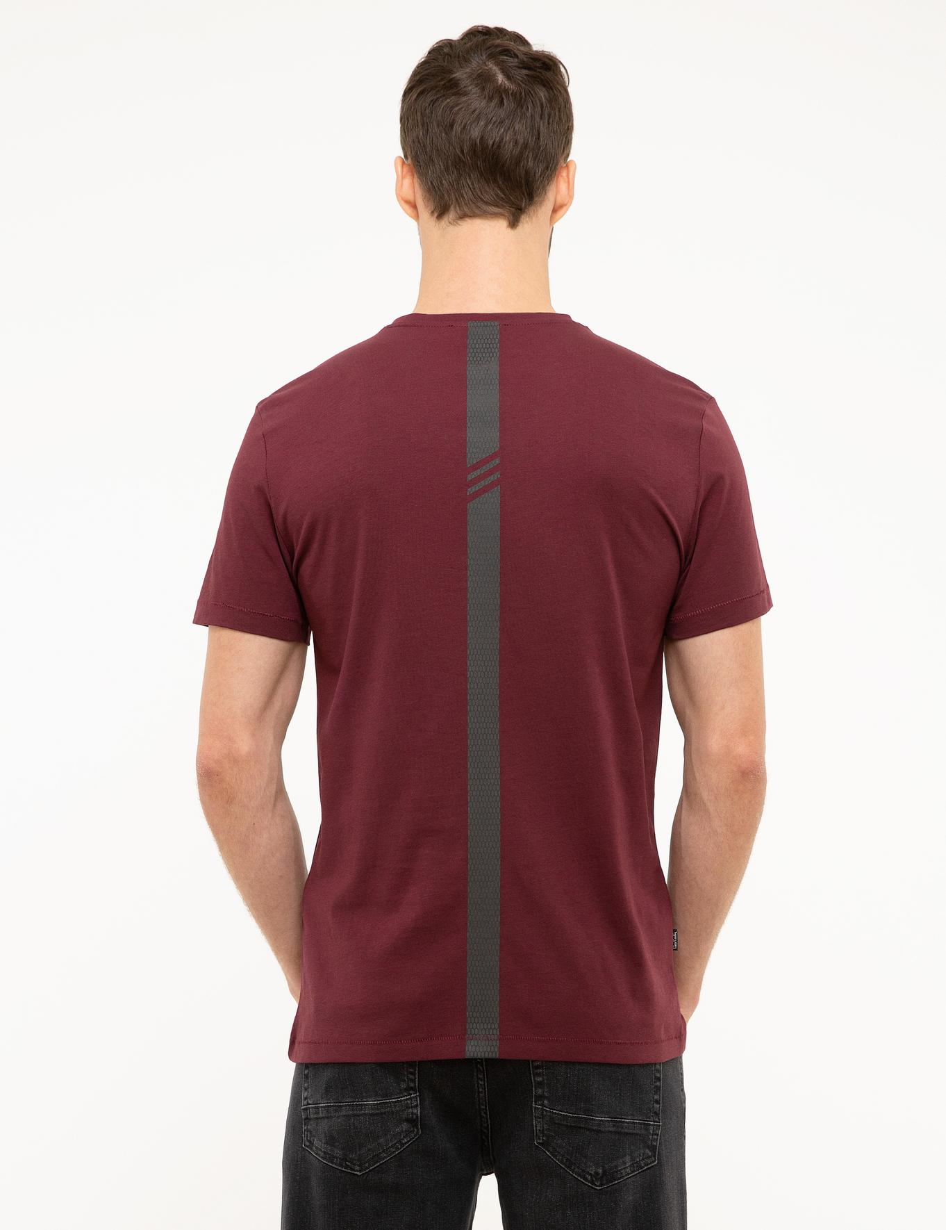 Bordo Slim Fit T-Shirt