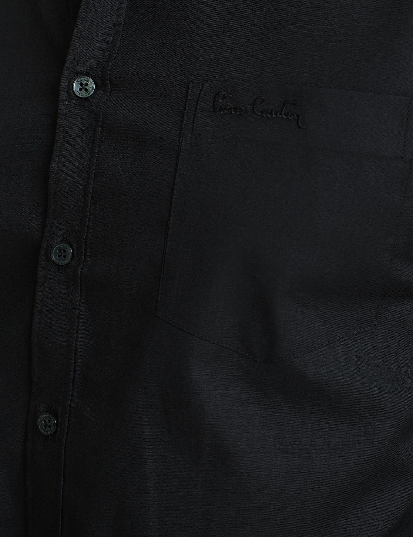 Regular Siyah Gömlek