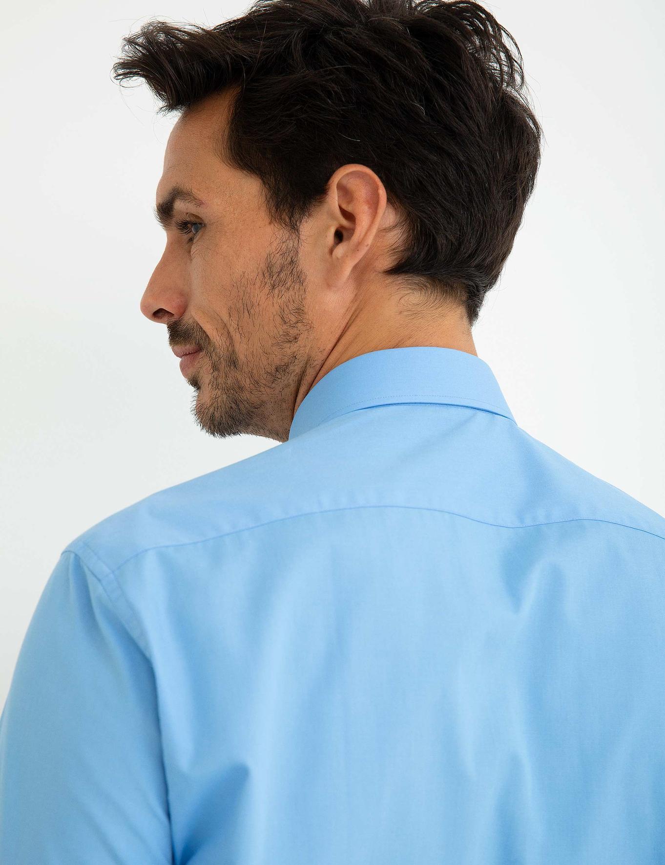 Mavi Regular Fit Basic Gömlek