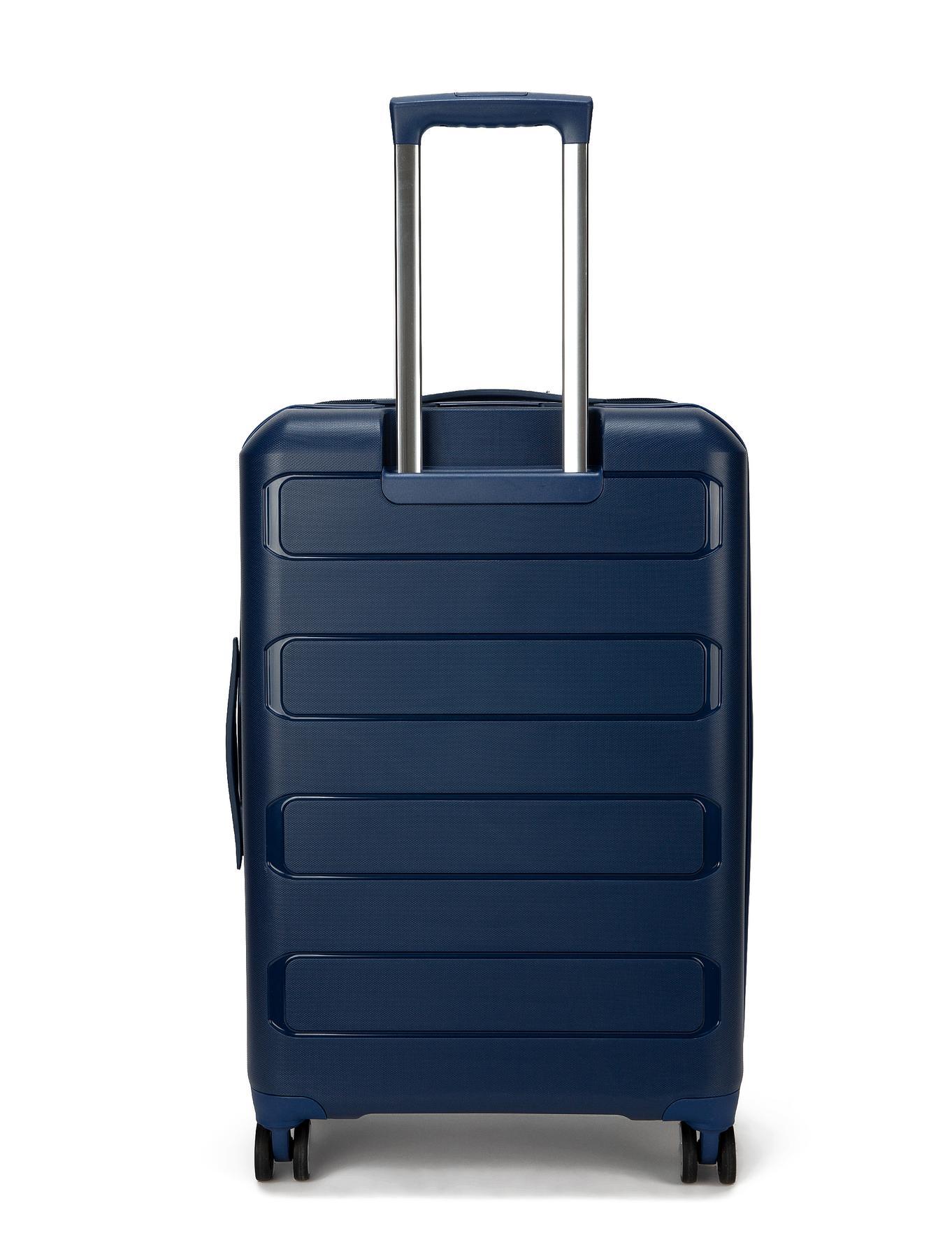 Lacivert Valiz Seyahat Çantası