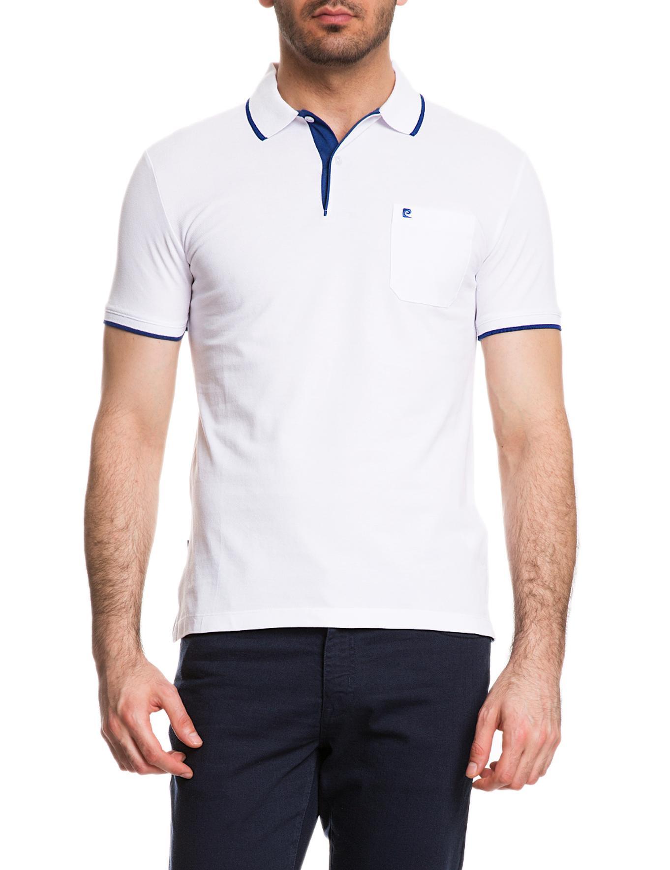 Beyaz Regular Tişört