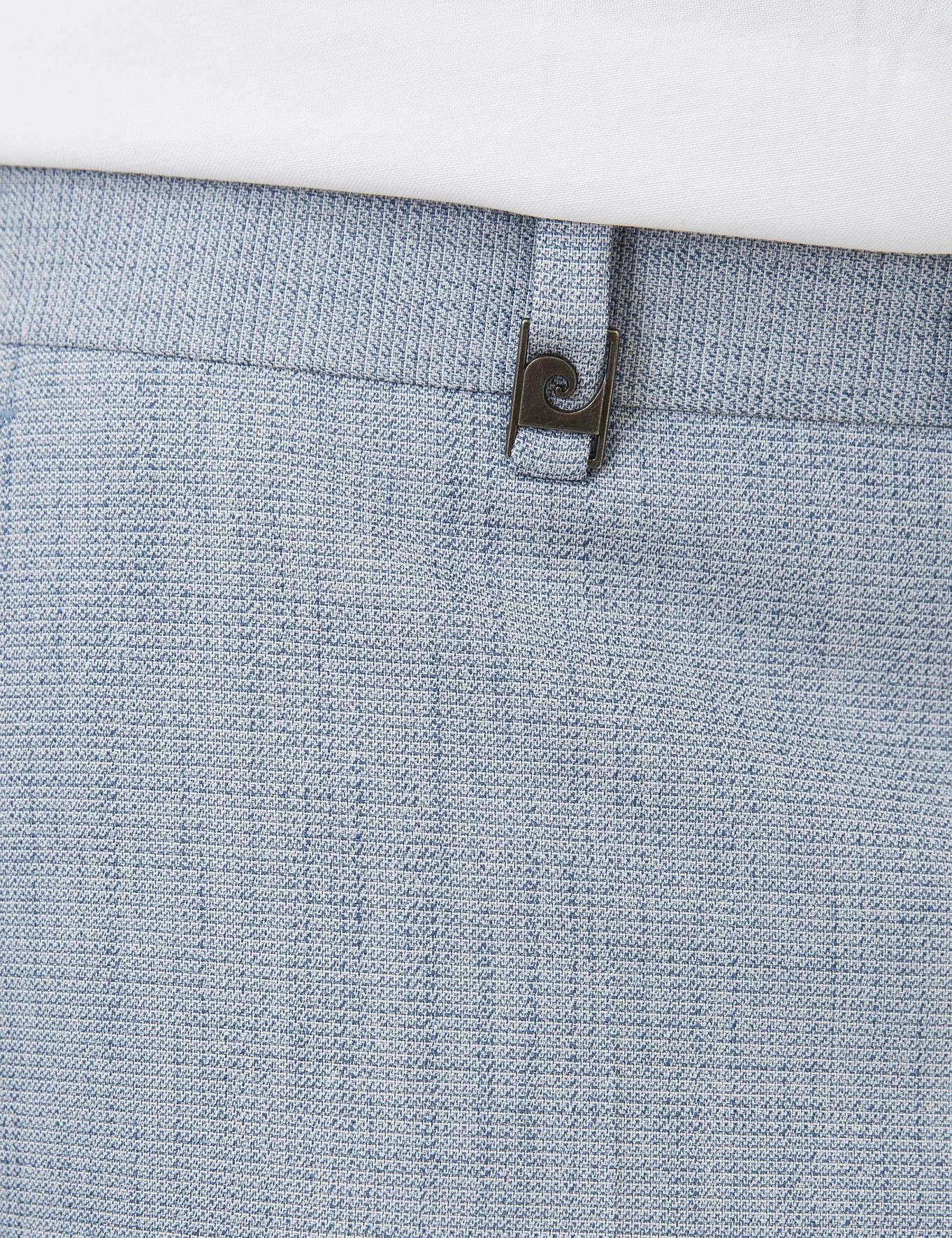 Açık Mavi Ekstra Slim Fit Pantolon