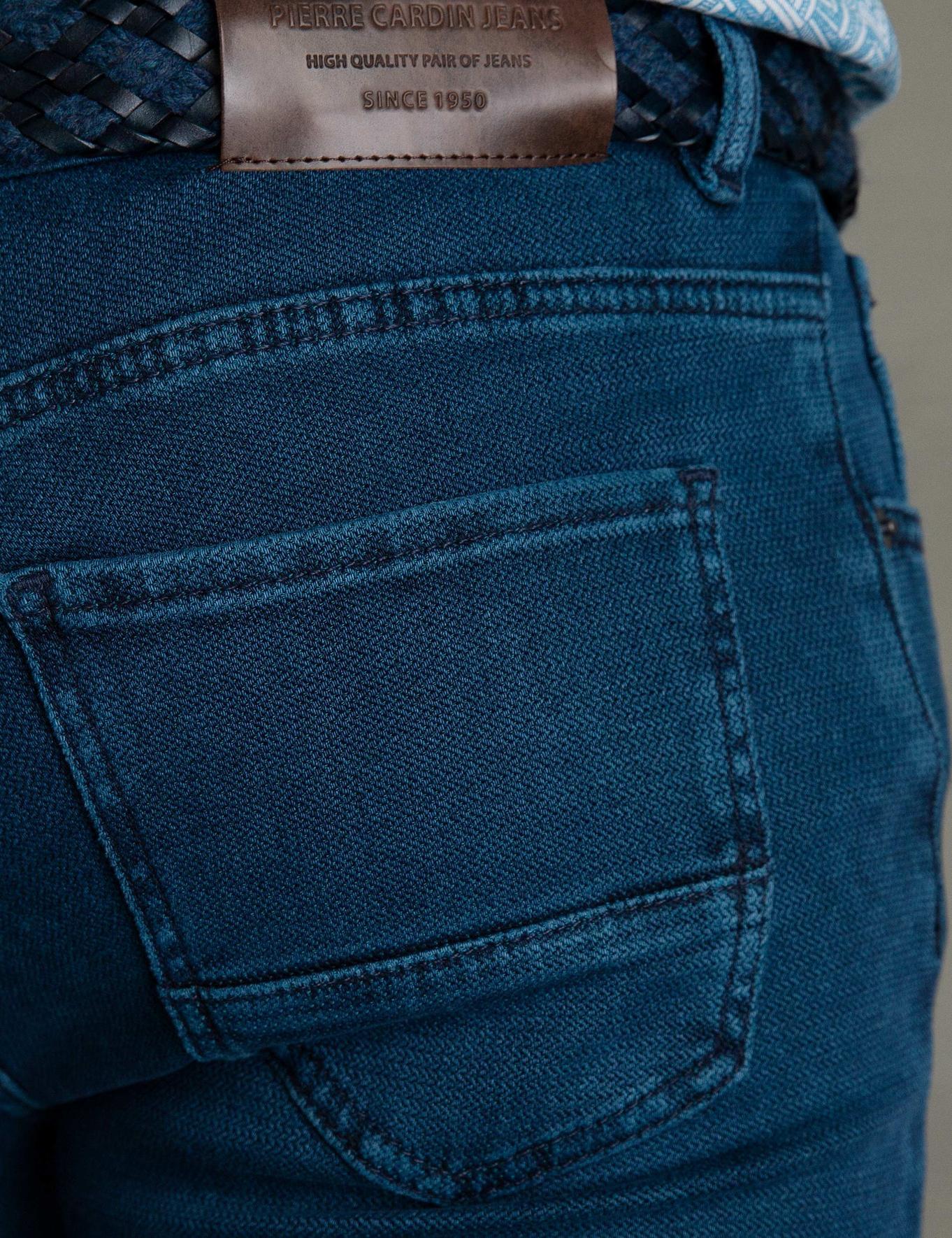 Açık Lacivert Denim Pantolon