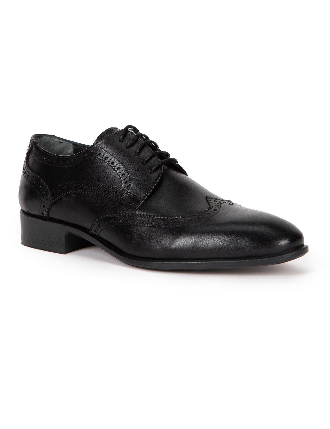 Siyah Klasik Ayakkabı