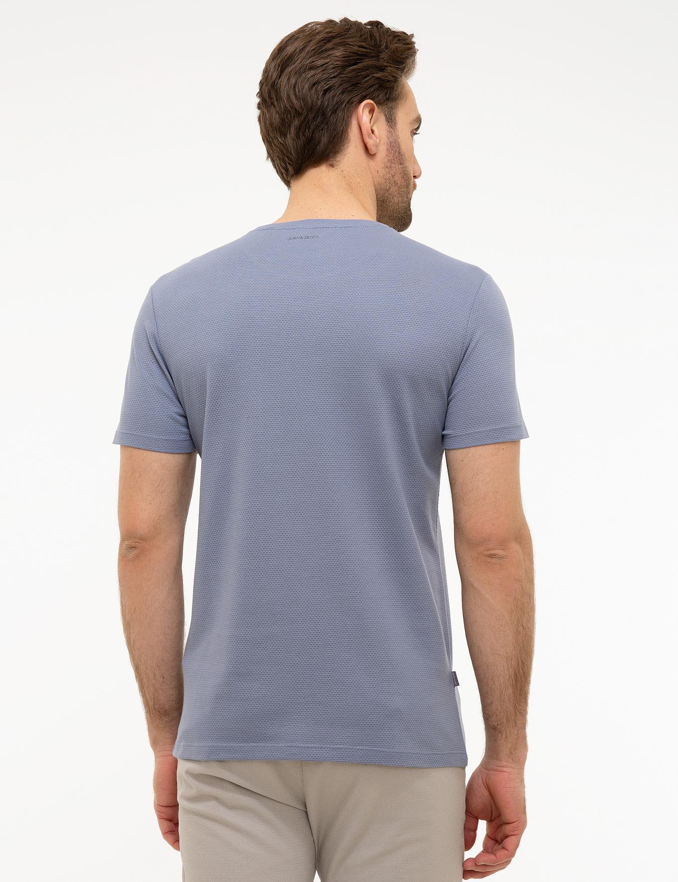 Lila Slim Fit T-Shirt
