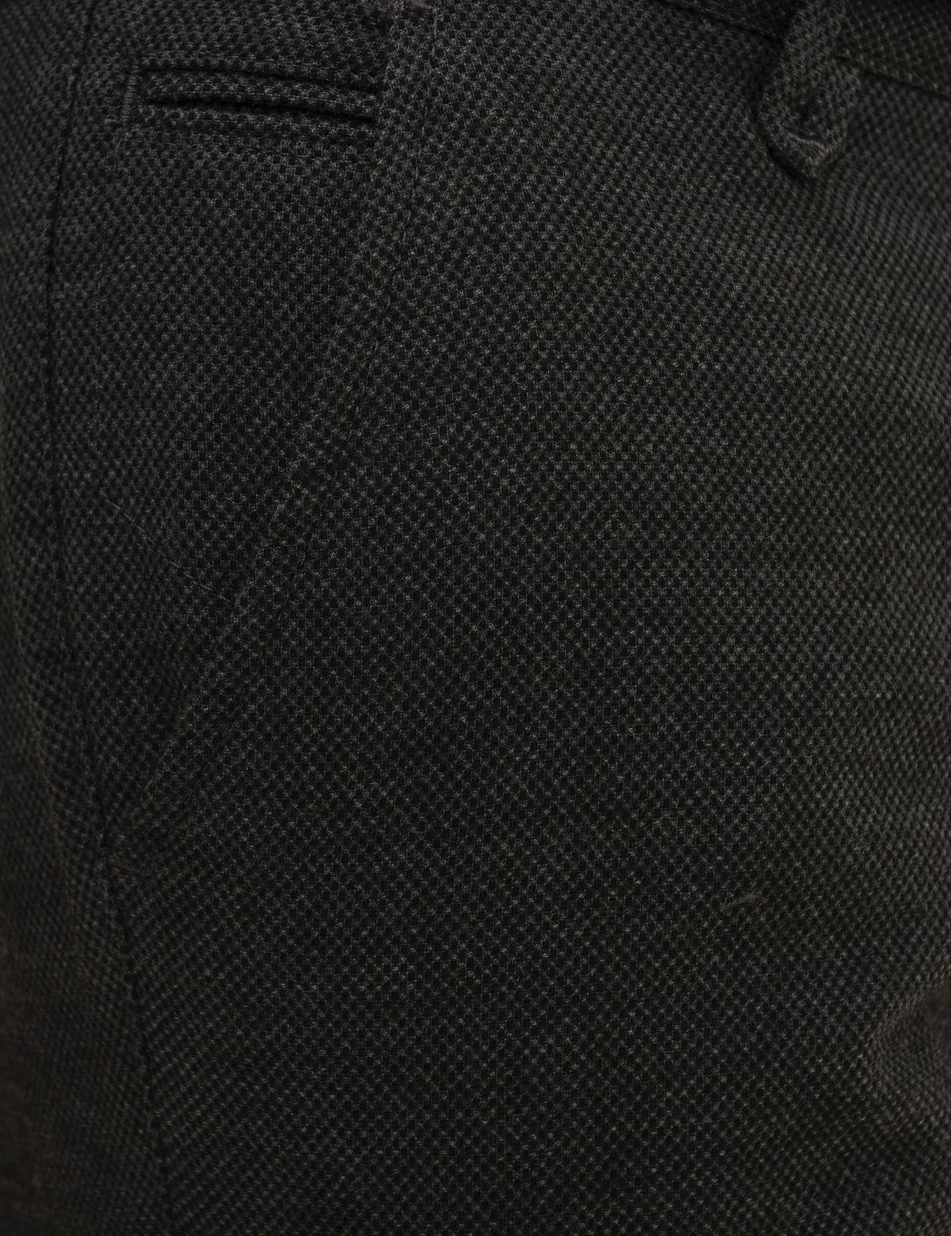 Antrasit Gri Slim Fit Chino Pantolon