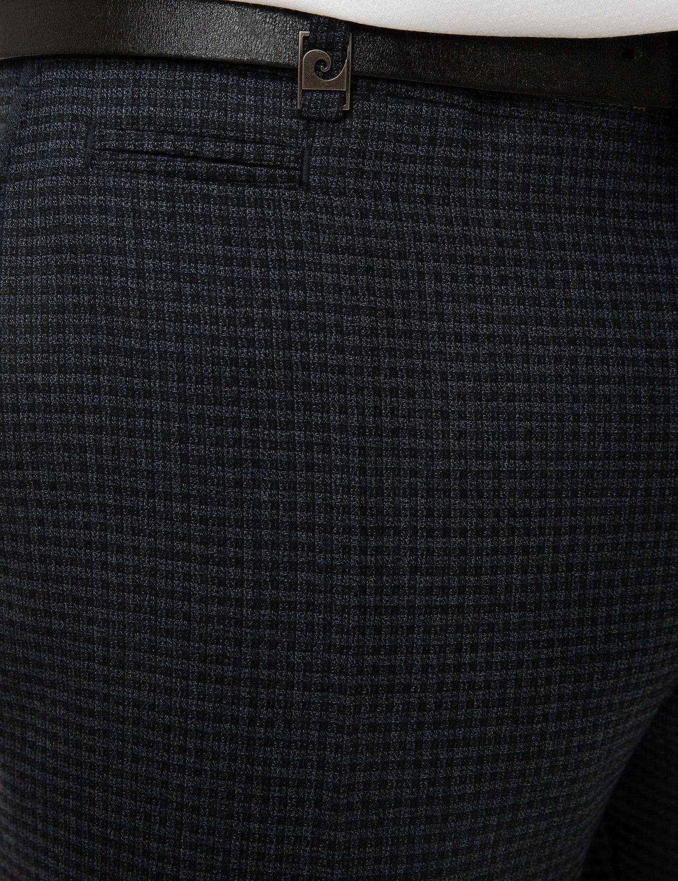 Lacivert Ekstra Slim Fit Pantolon